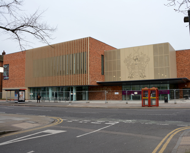 Atherton Leisure Centre, Stratford
